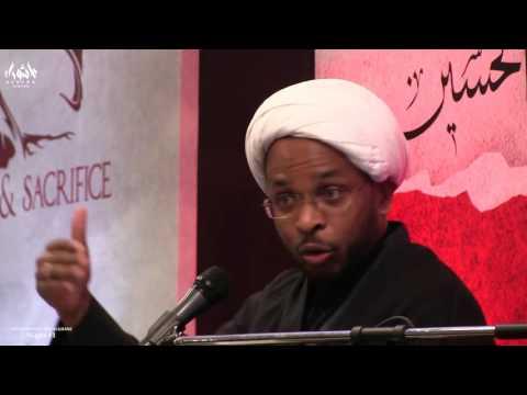 [11] Muharram 2016/1438 - Sheikh Usama Abdulghani - Dearborn - English