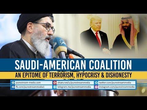 Saudi-American Coalition: An Epitome of Terrorism, Hypocrisy & Dishonesty | Arabic Sub English