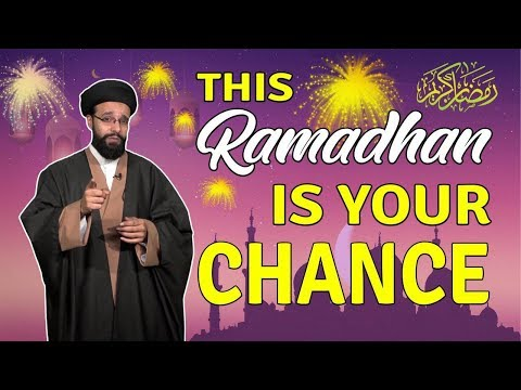 This Ramadhan is YOUR CHANCE | One Minute Wisdom | English