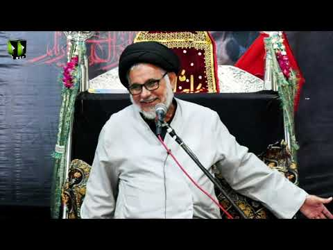 [04] Topic: Marjaeyat , Masomeen (as) ke Nigah May | H.I Hasan Zafar Naqvi | Muharram 1441/2019 - Urdu