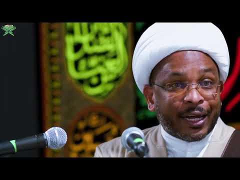 Lecture 5 | Quiet Before The Storm | Sheikh Usama Abdulghani | Muharram 6th,1443/2021 | Saba IGC English