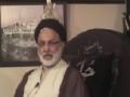 [21][Ramadhan 1434] (Shahadat Imam Ali (a.s) - H.I. Askari - Tafseer Surah Yusuf - Urdu