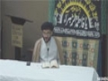 [12] Comentary on Surah Qasas - Maulana Syed Adeel Raza - 13 Ramadan 1435 - English & Urdu