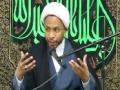 [07] H.I. Usama Abdulghani - Tafseer Surah Yusuf - 21 Ramadan 1435 - English