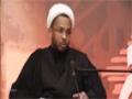 [03] Practical Lessons from the Quranic Story of Prophet Musa [PBUH]   Sh. Usama Abdulghani   Fatimiyya 1436 - English