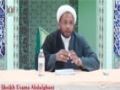 [08] Life Lessons from Surah Qasas - Sheikh Usama Abdulghani - English