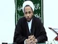 [10] Tafseer Surah Qasas - H.I Usama Abdul Ghani - Ramzan 1436/2015 - English