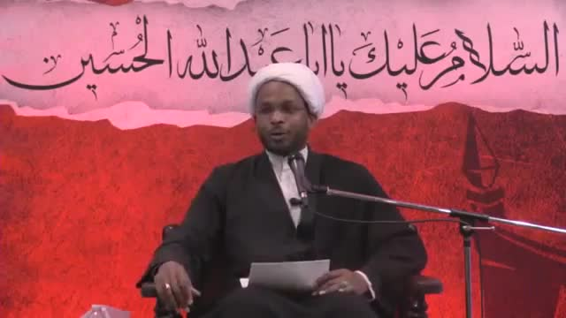 We demand that Sheikh Hamza speaks this Muharram | Shaykh Usama Abdulghani 2016 English