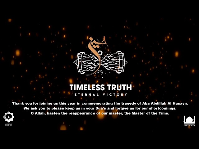 Majlis10 | Topic: Timeless Truth | Shaykh Usama Abdulghani | Br Ali Aboukhodr | 8/29/20 English