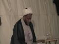 Excessive Talking - Sheikh Usama Abdul Ghani - 3rd Moharram 1431 2009 - English