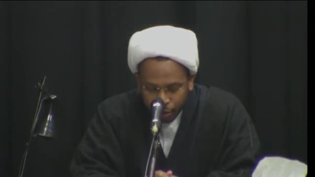 [02] Muharram 1436-2014 - The Tragedy Of Ashura - Sh. Usama Abdulghani - English