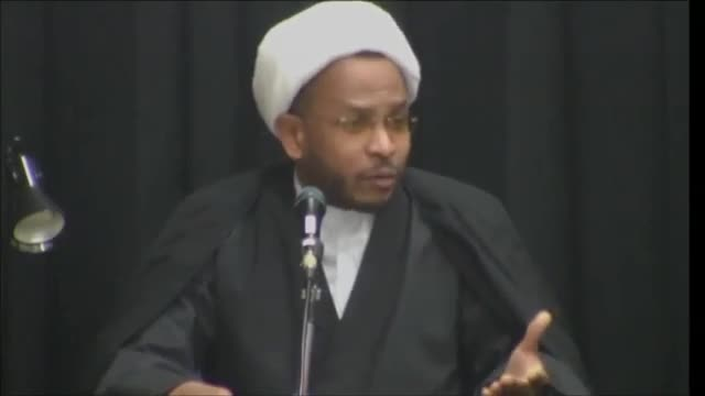 [05] Muharram 1436-2014 - The Tragedy Of Ashura - Sh. Usama Abdulghani - English
