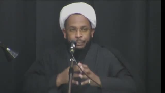 [10] Muharram 1436 - The Tragedy Of Ashura - Sh. Usama Abdulghani - English